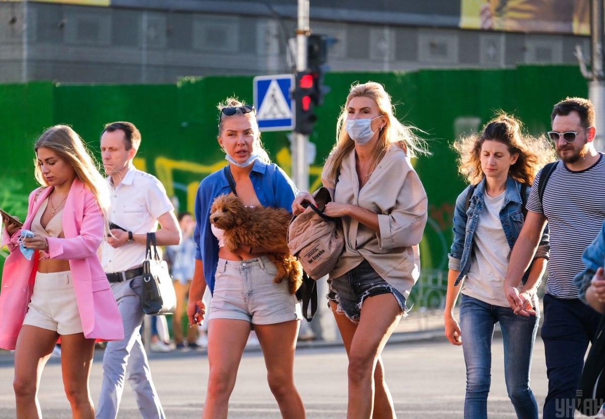 В Украине — коронавирусныйантирекорд / фото УНИАН