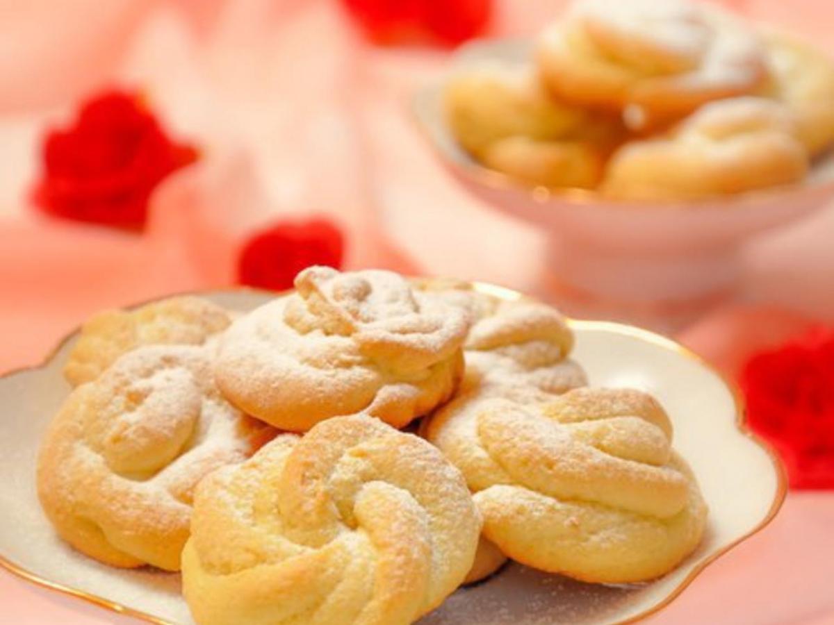 Печенье через мясорубку - рецепт / фото craftlog.com