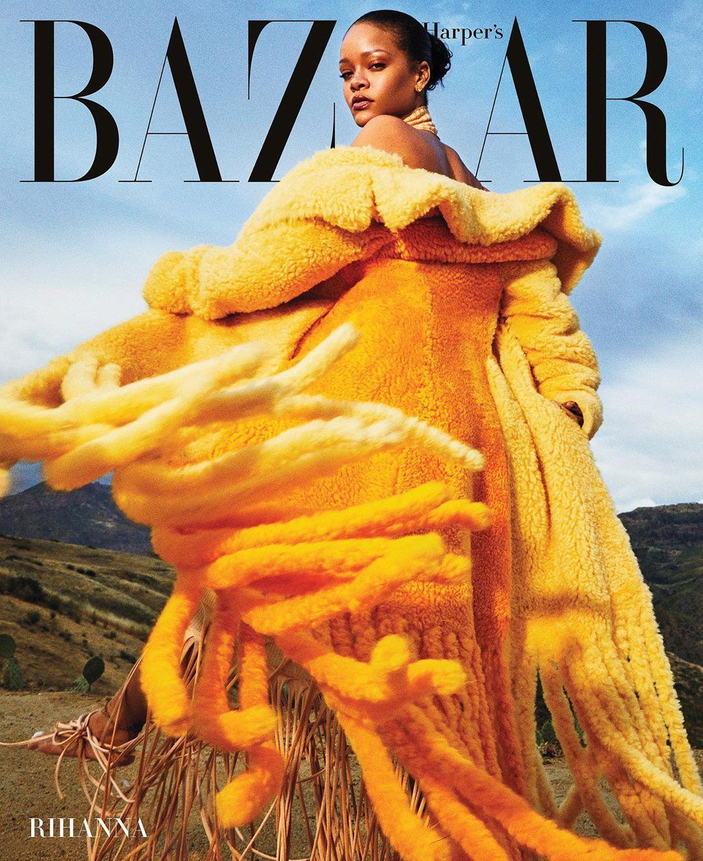 фото Harper's Bazaar