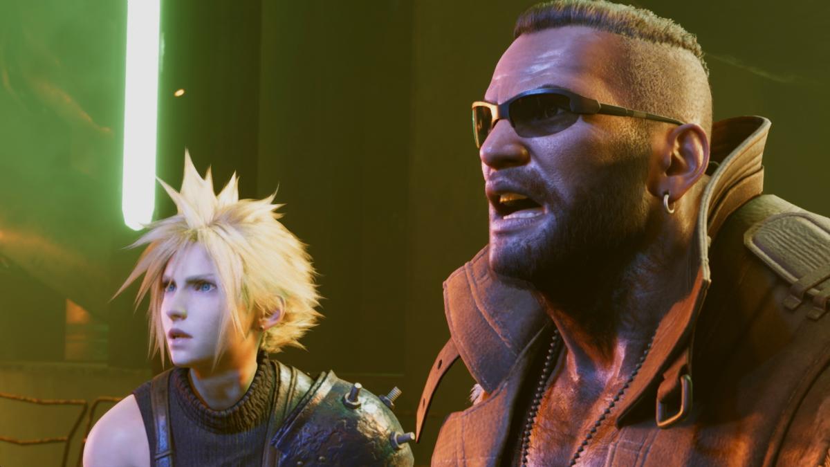Ремейк Final Fantasy VII вышел 10 апреля 2020 года на PS4 / фото store.playstation.com