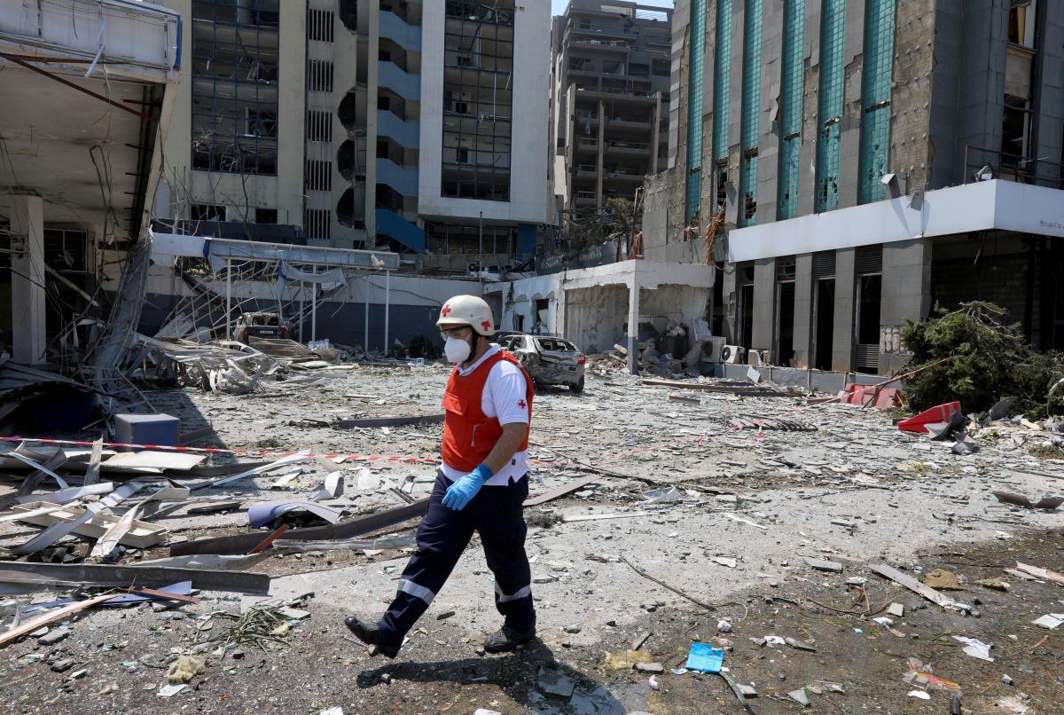 В Бейруті не функціонують більш ніж половина медустанов / REUTERS