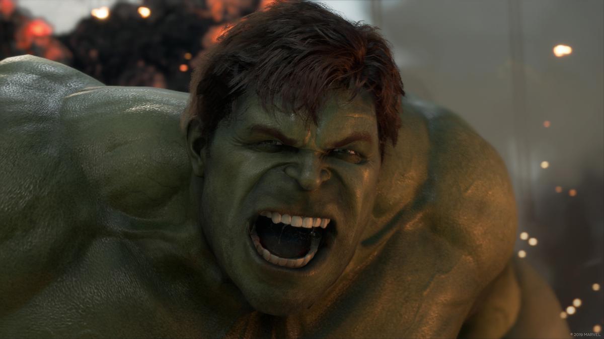 Игра Marvel's Avengers выходит на ПК и консоли уже 4 сентября / фото Square Enix