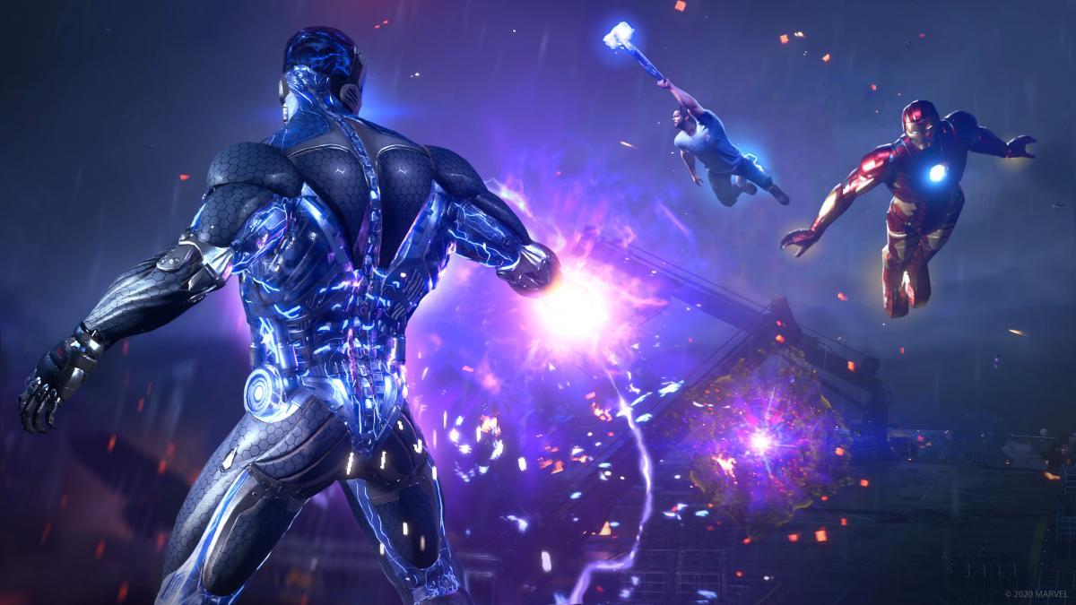 В перерывах между битвами можно пособирать ящики с лутом / фото Square Enix