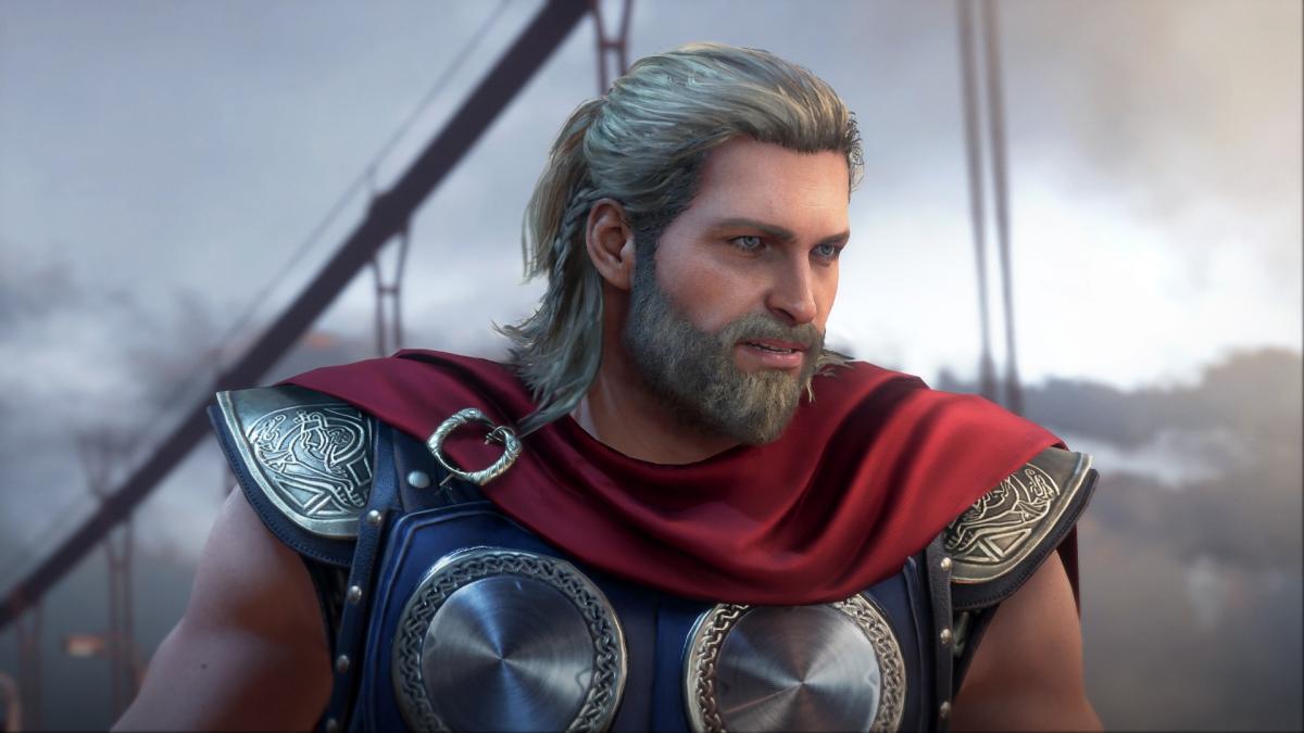 Один из костюмов Тора / фото Square Enix