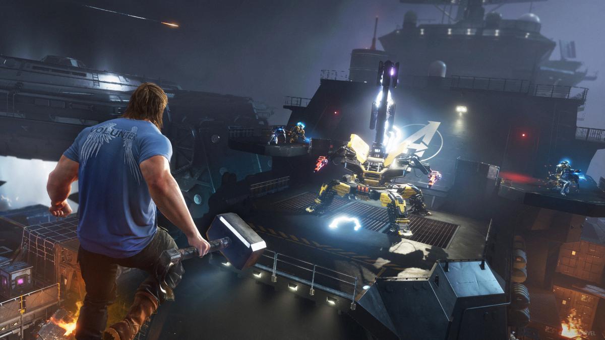 Разработчикам нужно взять больше времени, чтобы отполировать игру / фото Square Enix