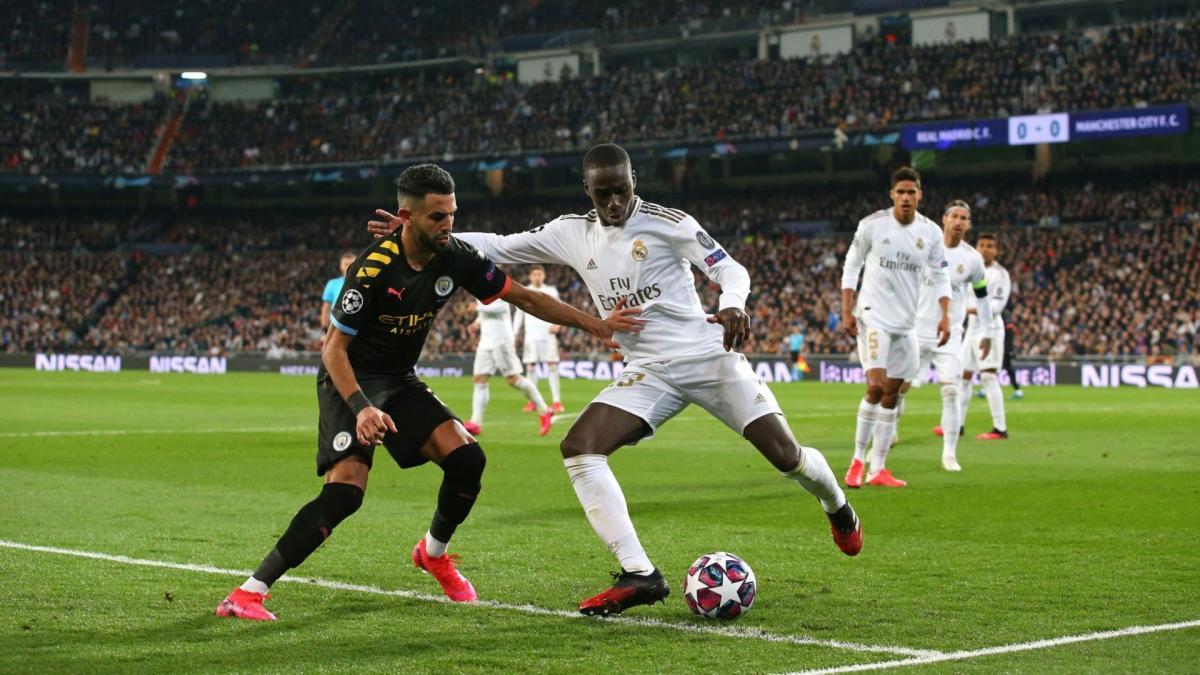 Манчестер Сіті переміг у першому матчі з рахунком 2:1/ фото twitter.com/realmadrid