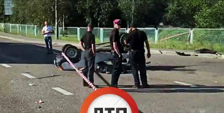 ДТП сталася 6 серпня/ фото facebook.com/dtp.kiev.ua