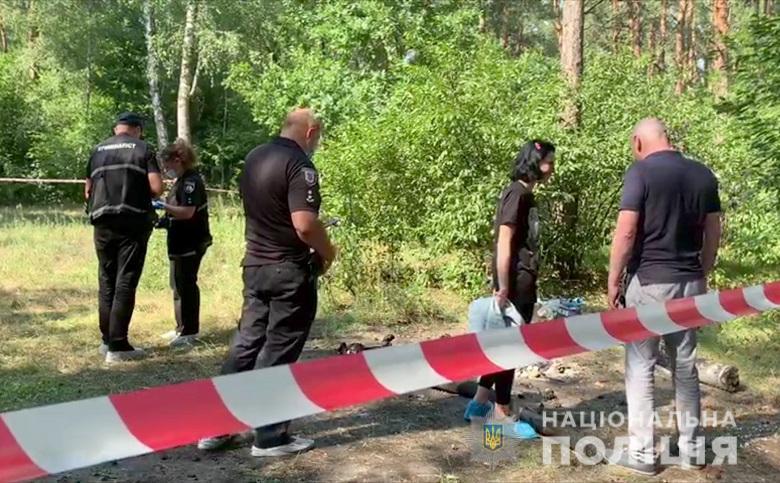 Зловмисницю затримано / фото kyiv.npu.gov.ua