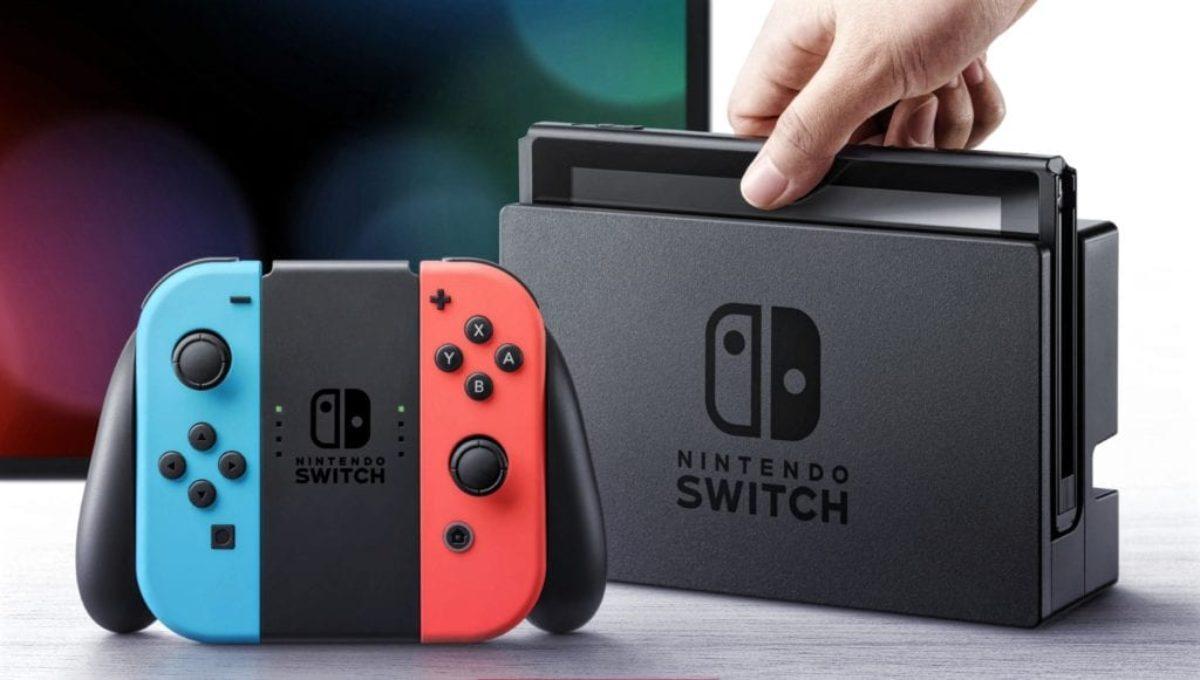 Хакер слил в сеть данные о консоли Switch до ее официального анонса /фото Nintendo