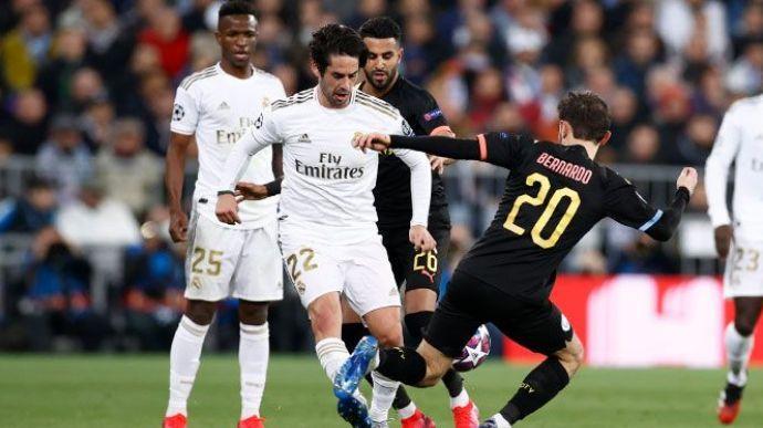 Реал первый матч проиграл дома со счетом 1:2 / фото twitter.com/realmadrid