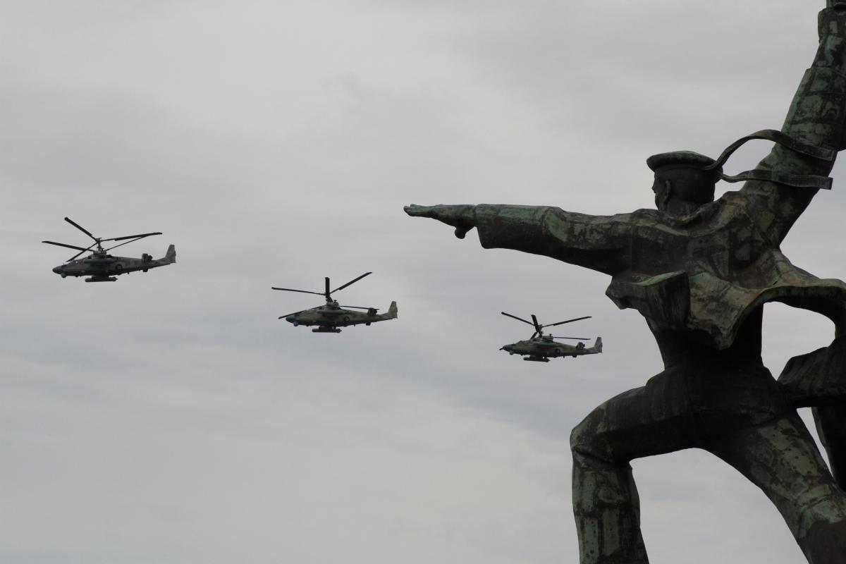 Таран заявил о намерениях России разместить ядерное оружие в Крыму / REUTERS