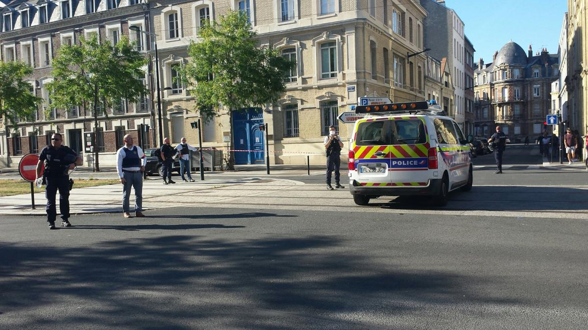 У Франції озброєний чоловік захопив банківське відділення / фото France Bleu Normandie