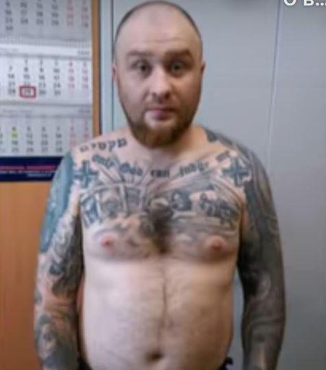 Бойовик МаксимКошман, якого затримали у Білорусі/ фото FacebookОлександр Славянець
