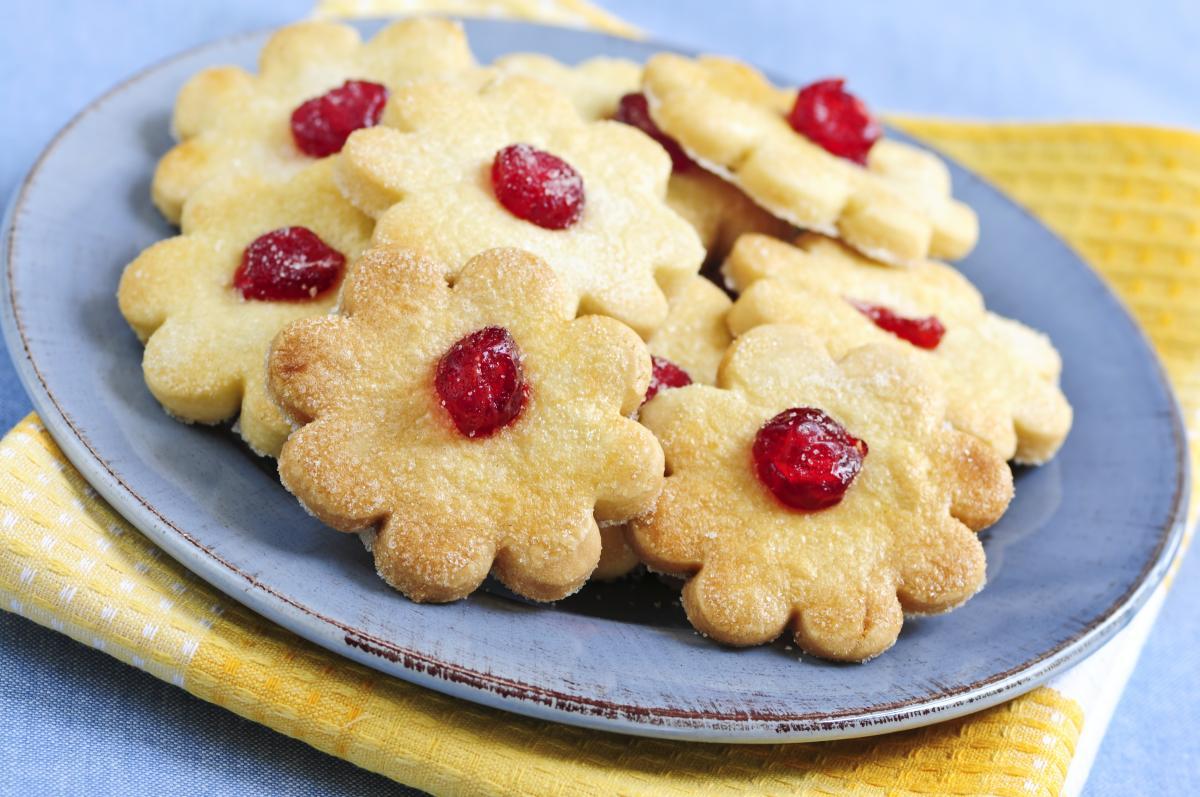 Рецепт быстрого домашнего печенья / фото ua.depositphotos.com