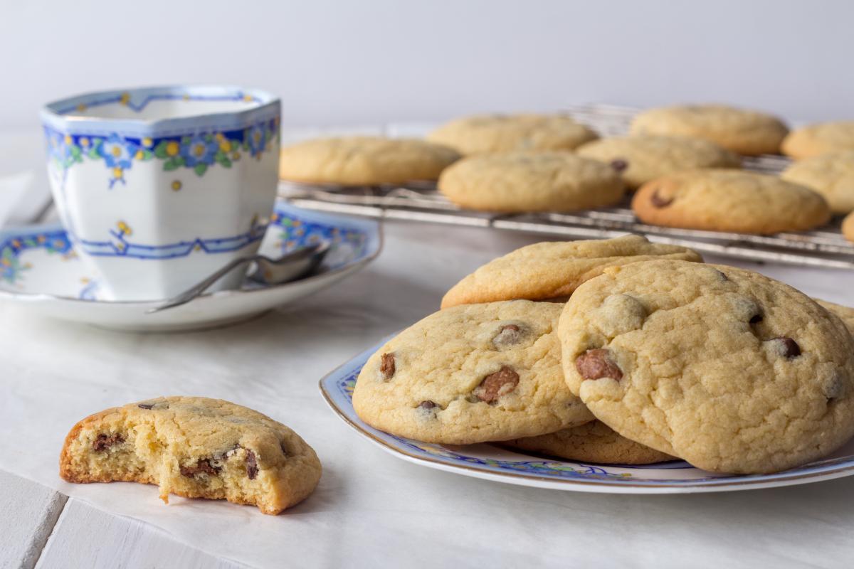 Рецепт простого домашнего печенья / фото ua.depositphotos.com