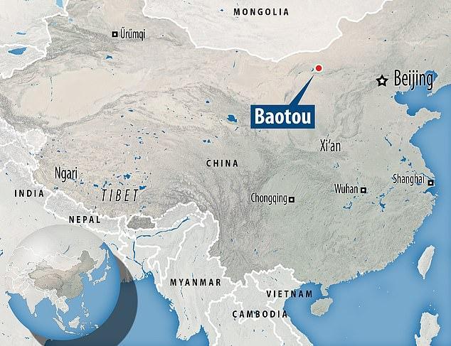В Баотоу человек умер от чумы