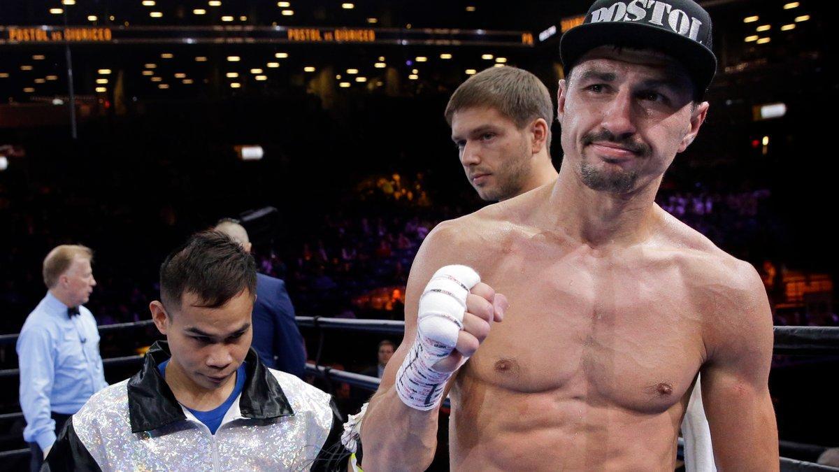 Постол вже був чемпіоном за версією WBC / фото BoxingScene