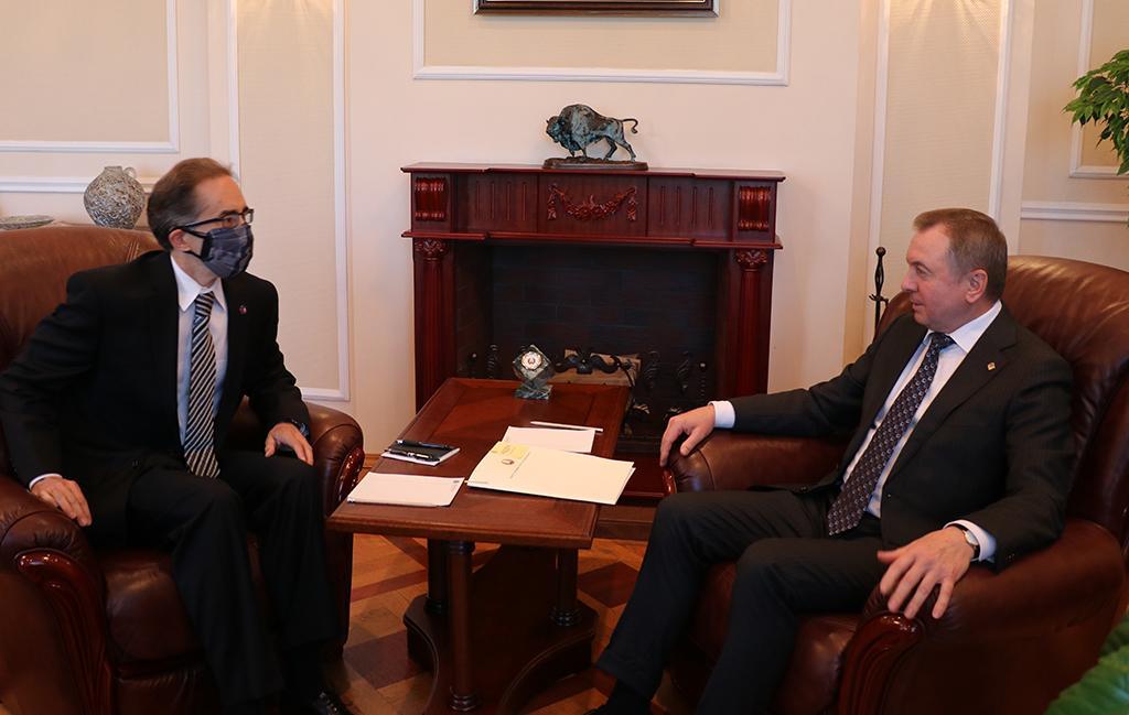 Стороны обсудили ситуацию с выборами президента страны / mfa.gov.by
