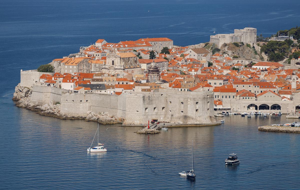 Хорватия ужесточает въезд на свою территорию \ фото REUTERS