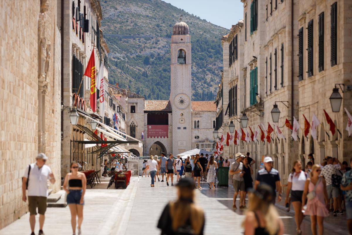 Хорватия ужесточила требования для въезда иностранцев / фото REUTERS