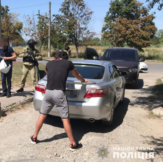 Чоловік переховувався в Україні під чужим ім'ям / фото Нацполіція