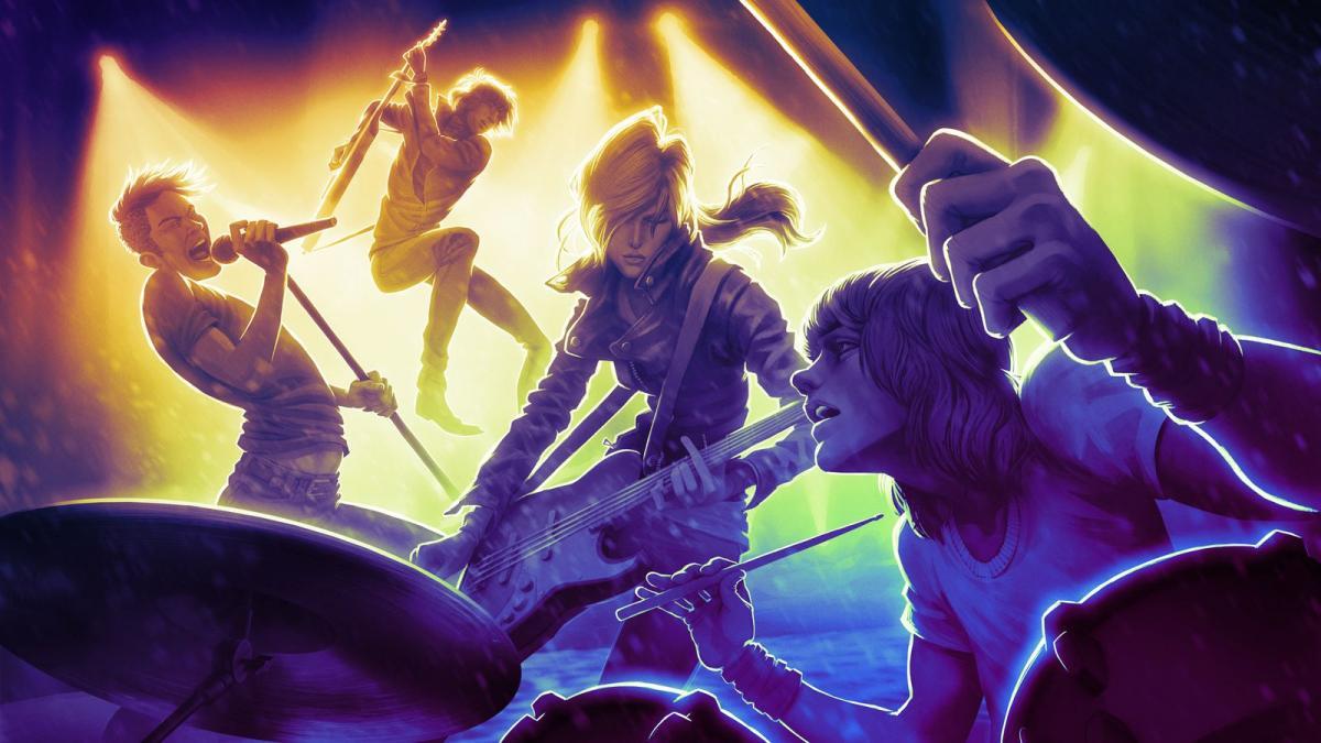 В Rock Band 4 музыка является основой игрового процесса / theverge.com