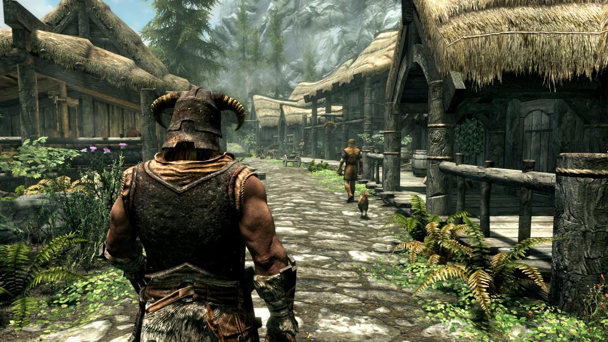 Саундтрек из The Elder Scrolls V: Skyrim заставляет почувствовать себя могучим воином / store.steampowered.com