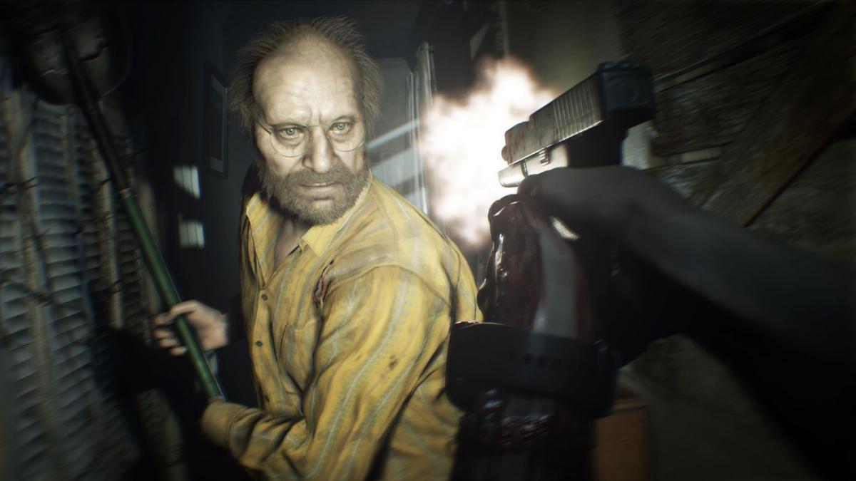 Resident Evil 7 / theverge.com