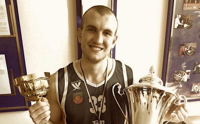 Сергей Мясоедов выступал в Высшей лиге Украины / фото fbu.ua/