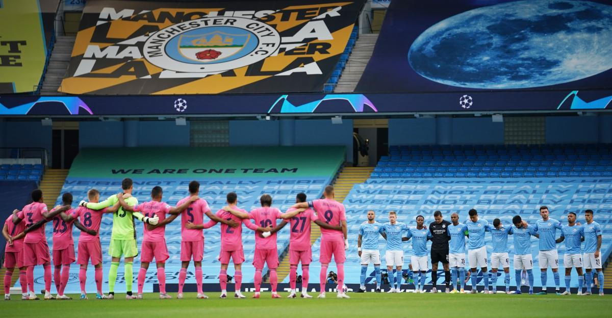 Ман Сити - Реал / фото REUTERS
