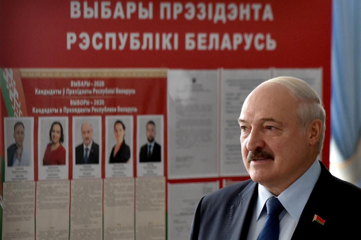 9 августа в Беларуси прошли президентские выборы \ REUTERS