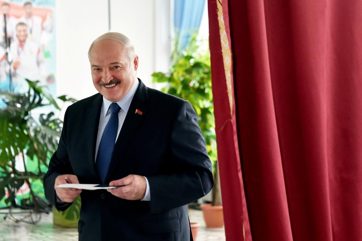 Експерт оцінив повідинку Лукашенка щодо протестів / REUTERS