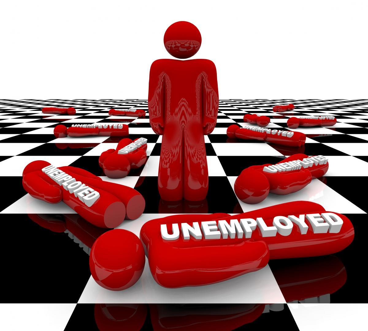 Шмыгаль заявляет о существенном уменьшении количества безработных/ фото ua.depositphotos.com