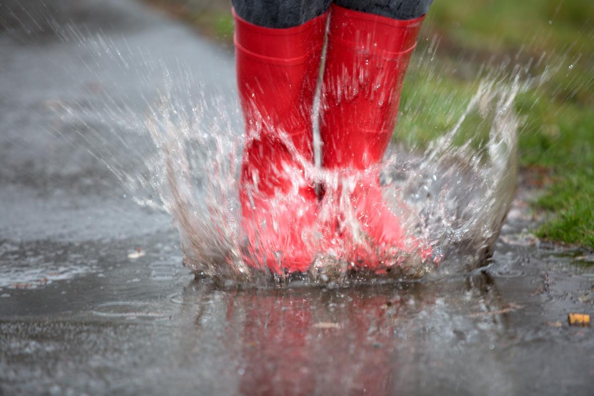 Завтра в Україні очікуються дощі та грози / фото ua.depositphotos.com