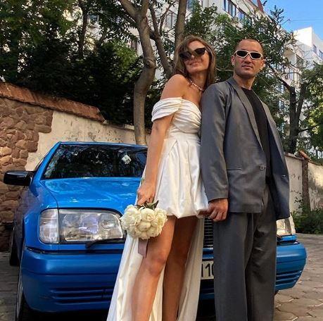 Музикант Юрій Бардаш одружився / Фото instagram.com/george.bardash/