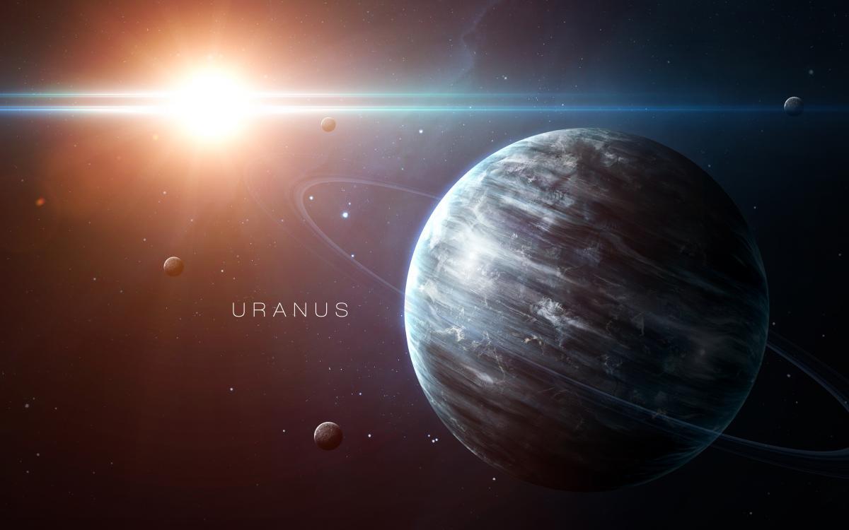 С 11 по 15 августа Уран останавливается и готовится перейти в фазу ретроградного движения / фото ua.depositphotos.com