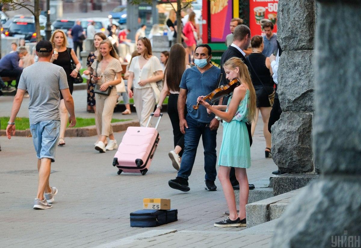 В Украине за сутки обнаружили почти 1600 случаев заражения коронавирусом/ фото УНИАН