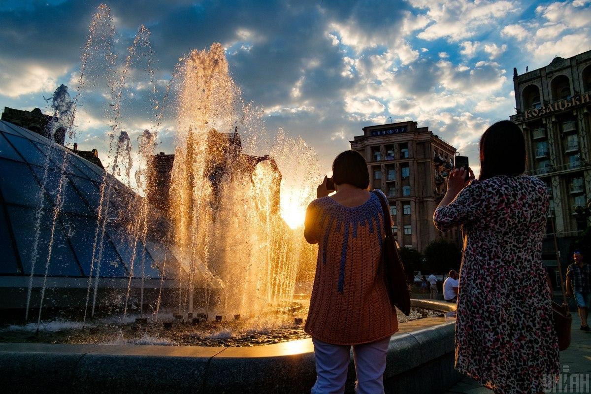 За минувшие сутки еще в 133 жителей Киева обнаружили коронавирус / фото УНИАН