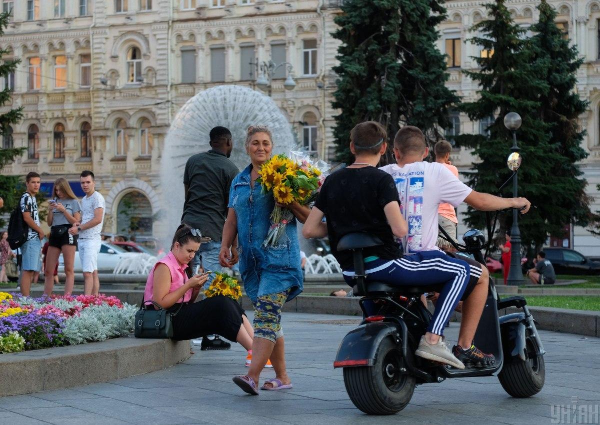 В Киеве снова более сотни новых больных коронавирусом / фото УНИАН