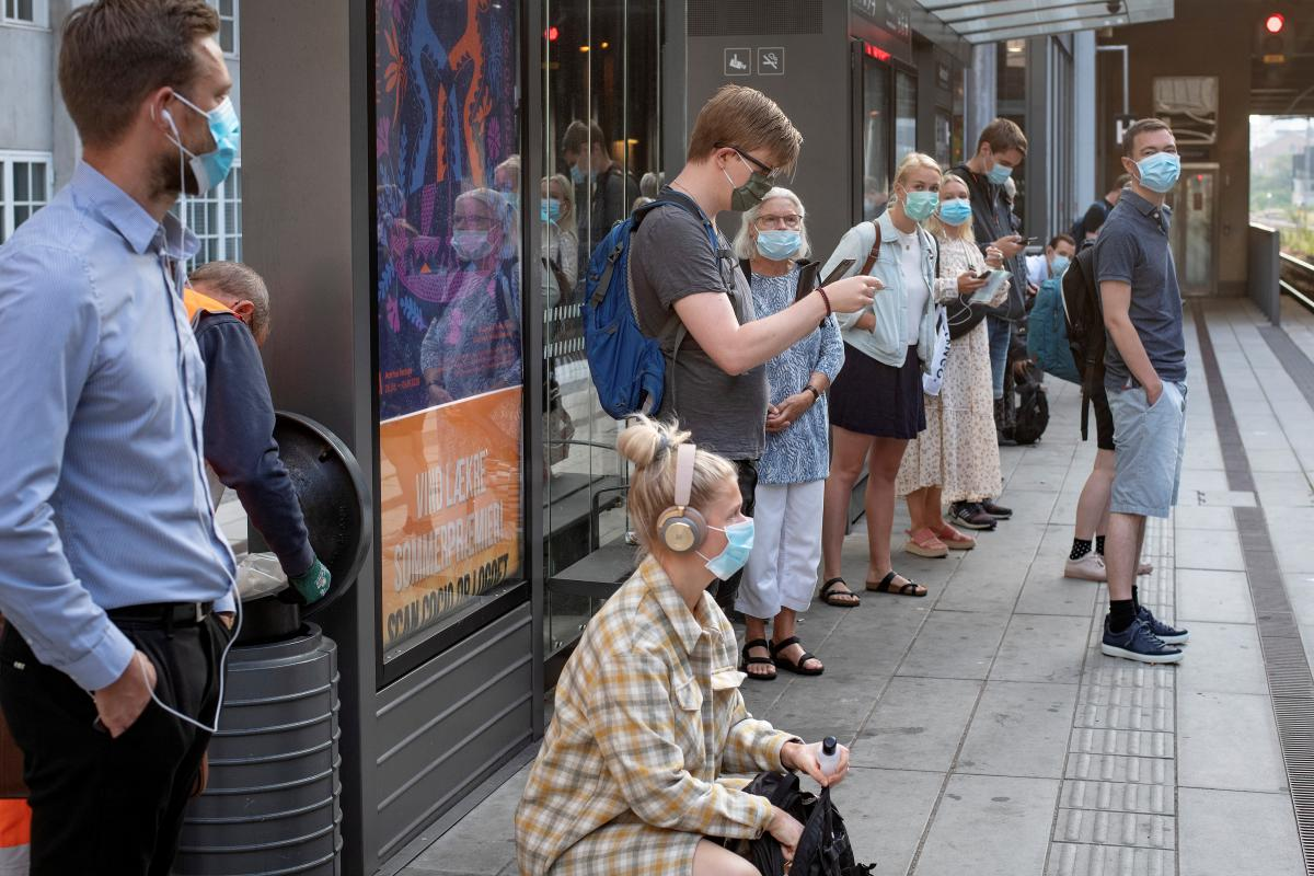 В Киеве увеличилось количество больных коронавирусом \ REUTERS