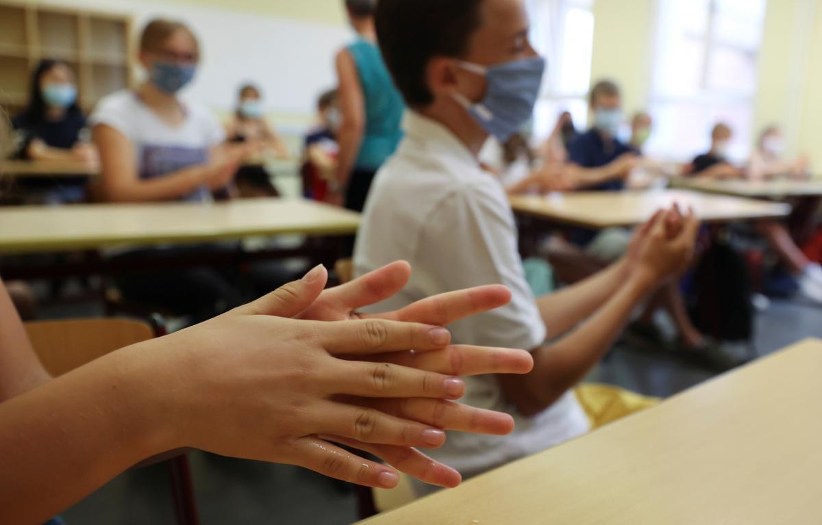 В ОРДО закривають школи/ REUTERS