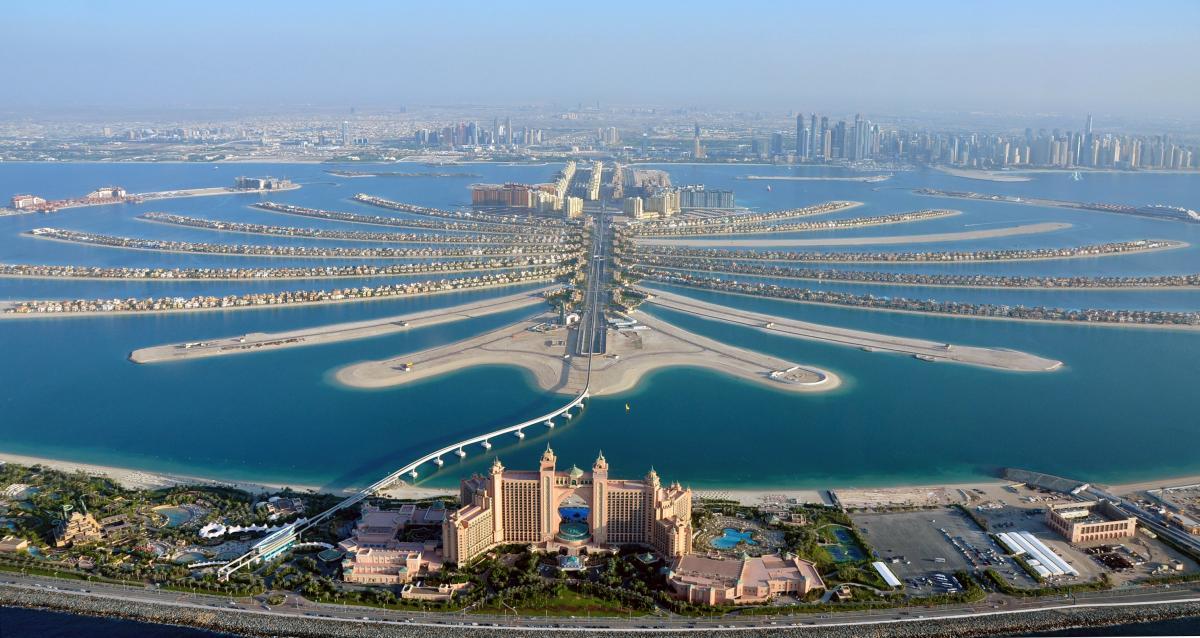 Неймовірний Дубай / фото REUTERS