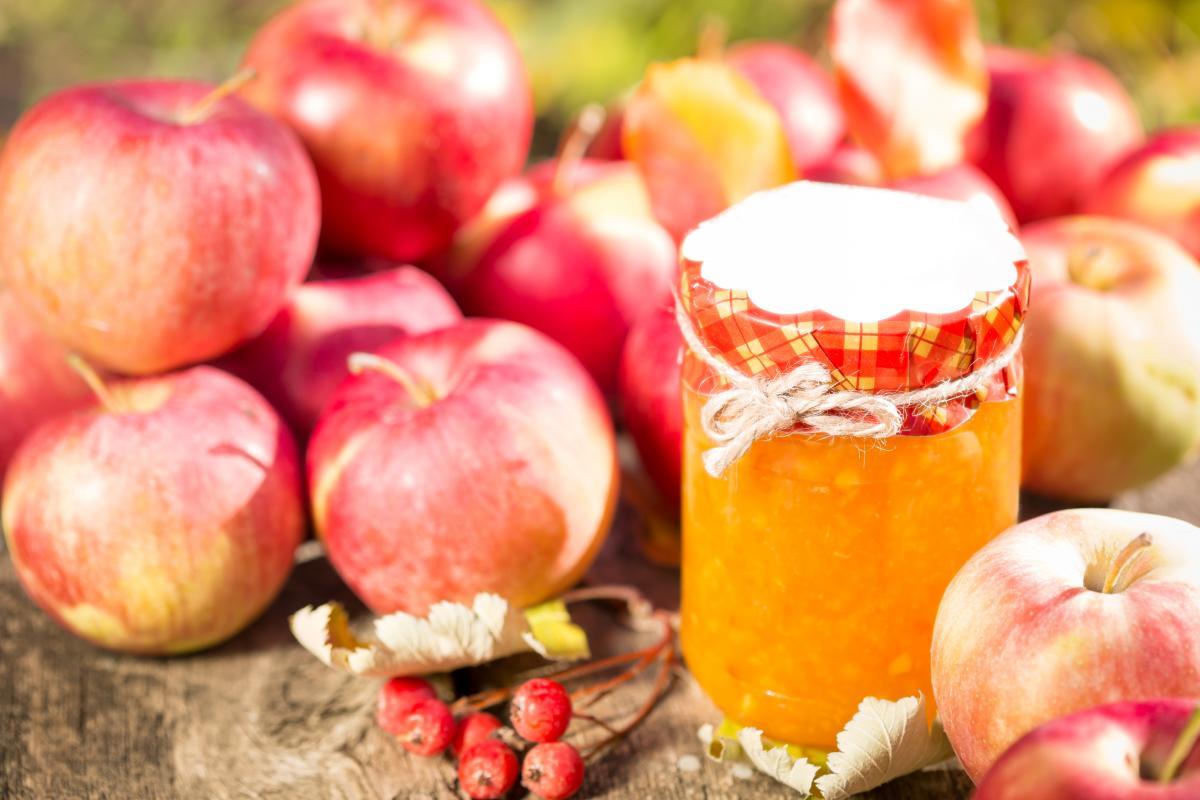 Як приготувати яблучне повидло / фото ua.depositphotos.com