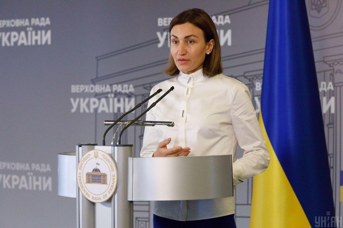 Татьяна Плачкова / фото УНИАН