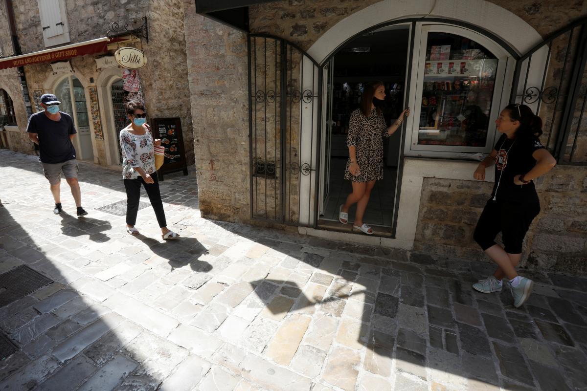 Черногория снова вводит жесткий локдаун \ фото REUTERS