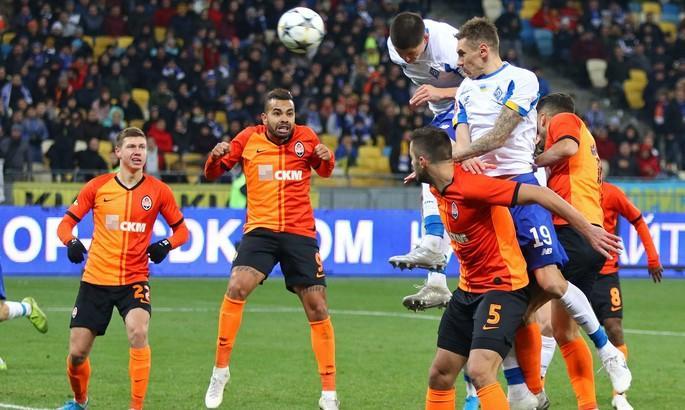 Шахтер и Динамо встретятся в девятом туре / фото ФК Динамо Киев