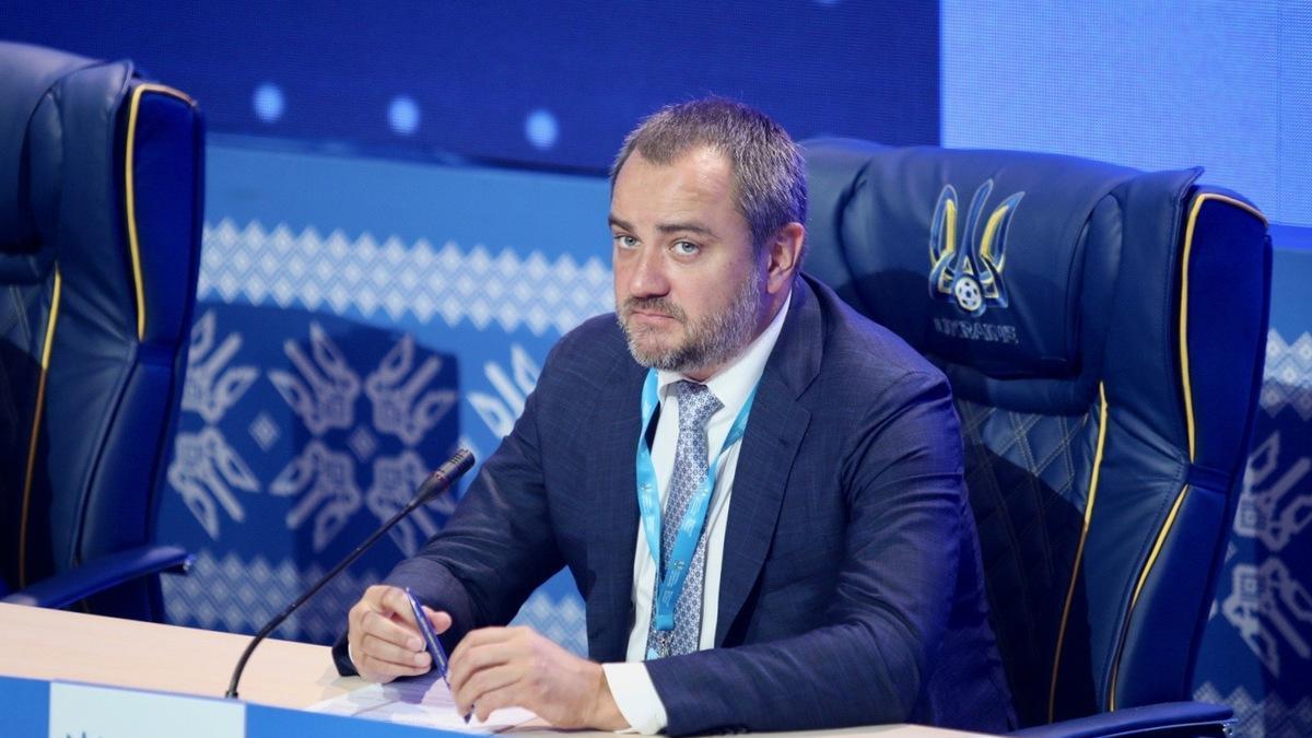 Андрій Павелко розповів про майбутній розгляд справи / фото УАФ