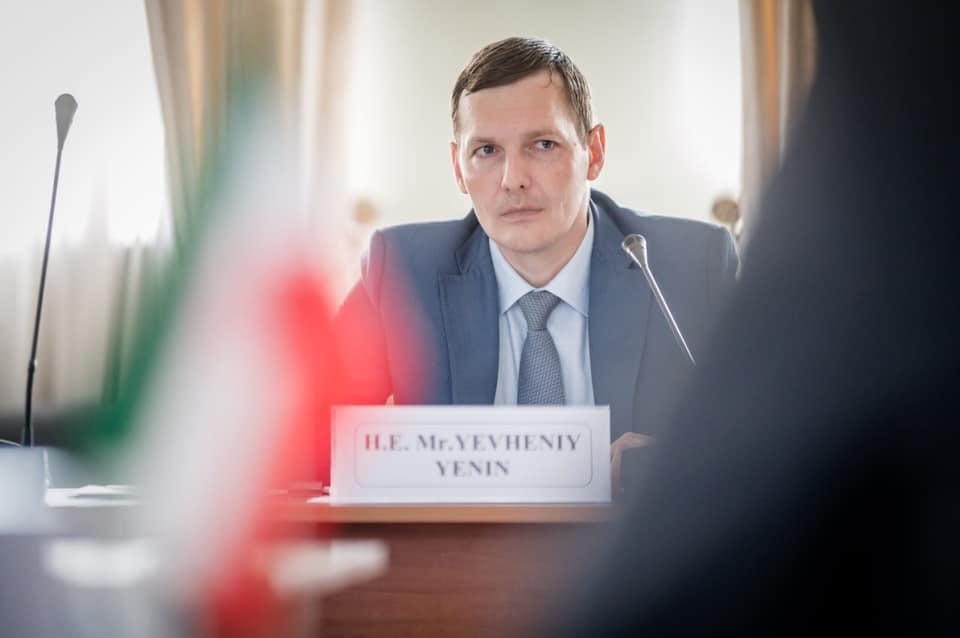 Евгений Енин / Фото facebook.com/eugene.enin