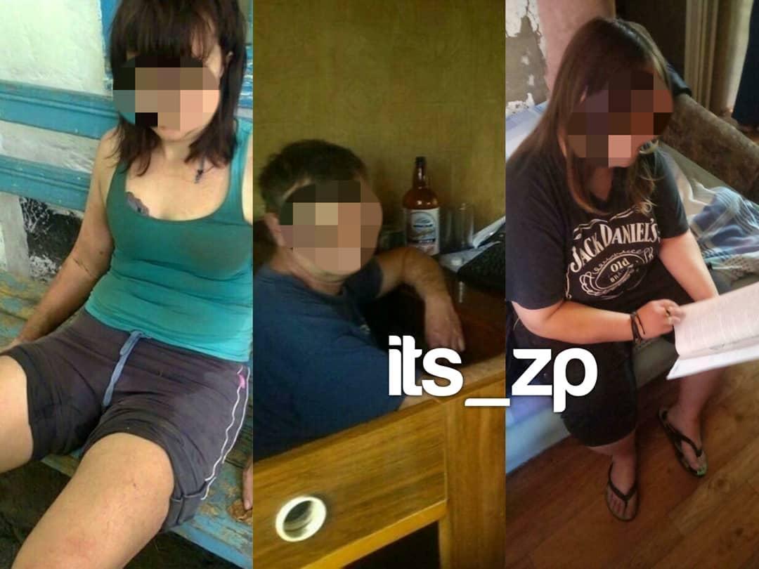 В Запорожской области устроили самосуд над живодерами/ фото instagram.com/its_zp