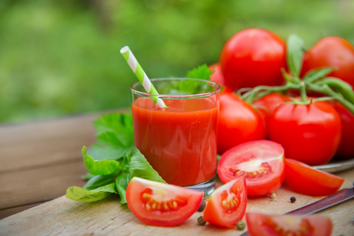 Рецепт томатного сока / фото ua.depositphotos.com